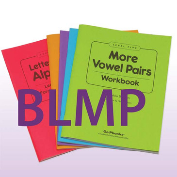 Set of 5 Workbooks BLMP