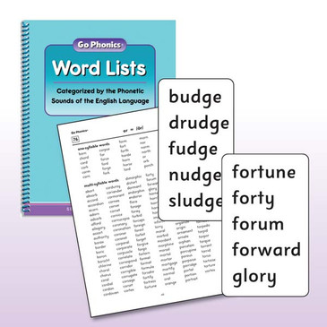 Word Lists Book