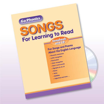 Go Phonics Songbook w/CD