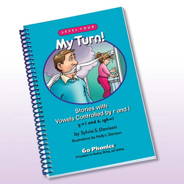 L4 My Turn Stories with Vowels Controlled by r & l