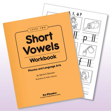 Workbook Lv2 Short Vowels consumable