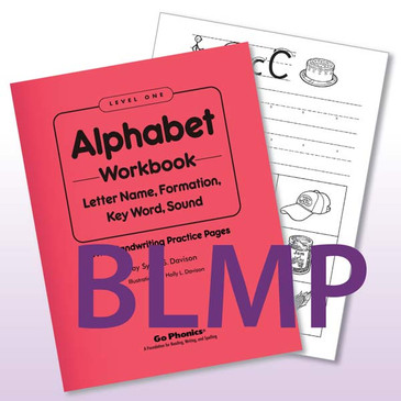 Workbook Lv1 Alphabet BLMP