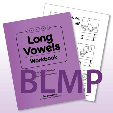 Workbook Lv3 Long Vowels BLMP
