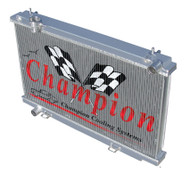 2003 04 05 06 Nissan 350Z Champion 3 Row Core Alum Radiator