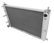 1997 98 99 00 01 02 03 04 Ford Mustang V8 Only 2 Row Core Alum Radiator