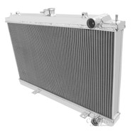 1995 96 97 98 Nissan 240SX Champion 3 Row Core Alum Radiator