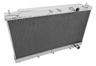 1990 91 92 93 94 Eagle Talon / Mitsubishi / Chrysler 3 Row Core Alum Radiator