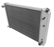 1981-1990 Chevy R Series Champion 2-Row Core Alum Radiator