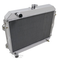 1975 76 77 78 79 Toyota Corolla Champion 3 Row Core Alum Radiator