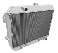 1975 76 77 78 Datsun / Nissan 280Z Champion 2 Row Core Alum Radiator