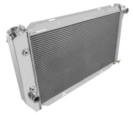 1972-1979 Ford / Lincoln / Mercury Champion 3 Row Core Alum Radiator