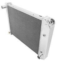 1968-1987 20 Inch Core GM Champion 3 Row Core Alum Radiator