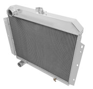 1966 67 68 69 International Scout V8 Champion 3 Row Core Alum Radiator