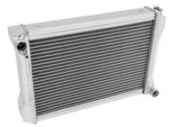 1964 65 66 67 68 69 70 71 72 73 74 MG Midget Champion 2 Row Core Alum Radiator