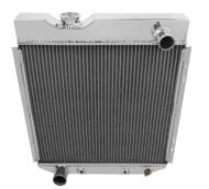 1961 62 63 64 65 Mercury Comet 3 Row Core Aluminum Radiator