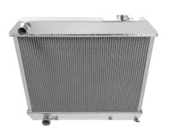 1960 61 62 63 64 65 Cadillac Champion 2 Row Core Alum Radiator