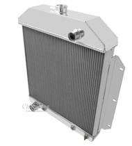 1949 50 51 52 53 Ford Cars Ford Engine Champion 3 Row Core Alum Radiator