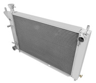 2 Row Radiator for 1995 Ford Mustang Performance-Cooling EC1488