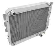1981 1982 1983 1984 Toyota Land Cruiser PRO Series 3 Row All Aluminum Radiator