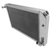 1977 1978 1979 1980 Chevy Corvette Champion Cooling PRO Series Radiator
