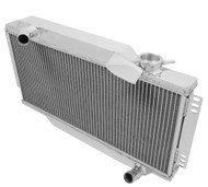 1964-80 TRIUMPH SPITFIRE Champion Cooling All Aluminum Radiator *FREE SHIPPING*
