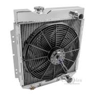 Radiator Plus 16inch Fan!
