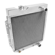 1961 1962 1963 1964 Mercury Comet 4 Row Core Radiator