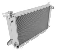 1985 1986 1987 1988 1989 Ford Bronco Aluminum Radiator