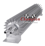 Champion Cooling 18in. Dual Pass External Transmission Cooler for Automatic