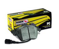 HAWK CERAMIC Performance Street' Brake Pads 2004-2006 REAR