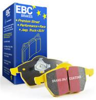 2005-05 EBC Yellow stuff pads FRONT