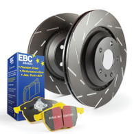 Stage 9 Kits Yellowstuff and USR Rotors-REAR 2004-06 GTO