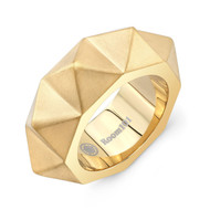 Gold Plated Punk Rock Ring