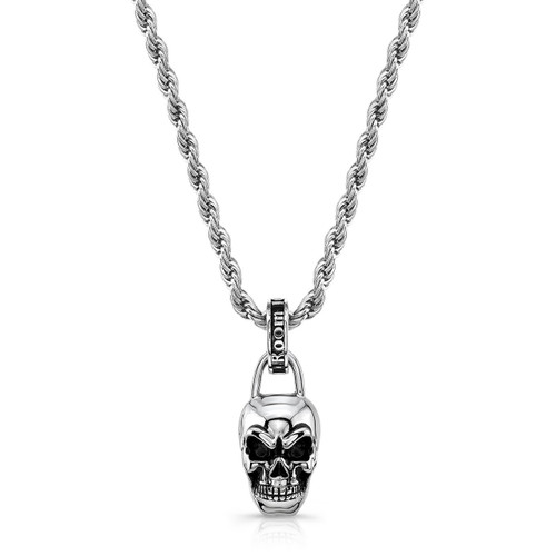 Skull pendant room101 image 1 mozeypictures Images
