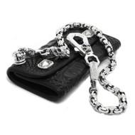 Pave Diamond Wallet Chain