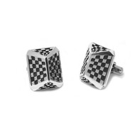 Sterling Silver Talon Cufflinks