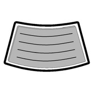 VAUXHALL ASTRA ESTATE 1998 - 2004 REAR SCREEN RUBBER