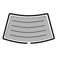 VW SHARAN (1995 - 2006) REAR SCREEN MOULDING