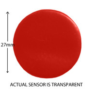 VW POLO 4 SALOON / ESTATE (99-02) WINDSCREEN RAIN SENSOR ADHESIVE PAD