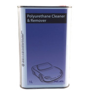 DINITROL POLYURETHANE CLEANER & REMOVER 1 LITRE WINDSCREEN FITTING BONDING GLUE