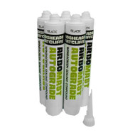 ARBOMAST SEALER (black) for WINDSCREEN RUBBER(5 x 380ml tubes + 1 nozzle)