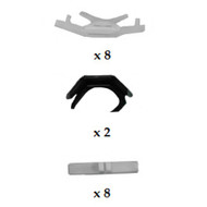TOYOTA CAMRY 1987 - 1991 WINDSCREEN CLIP KIT PACK OF 18