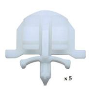 VAUXHALL ASTRA H GTC (04-09) WINDSCREEN SCUTTLE CLIPS (5)