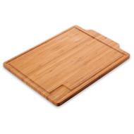 Kuhn Rikon Bamboo Cutting Board - Large