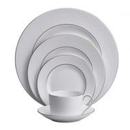 Vera Wang Wedgwood Blanc Sur Blanc Dinnerware Set (Service for One)