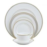 Vera Wang Wedgwood Golden Grosgrain Dinnerware Set (Service for One)