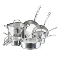 Farberware Millennium Stainless Steel 10 Pc. Cookware Set