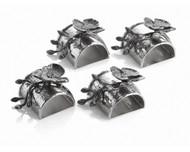 Michael Aram Black Orchid Napkin Ring (Set of 4)