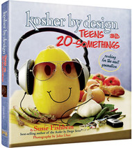 Kosher by Design: Teens and Twenty-Somethings Cookbook