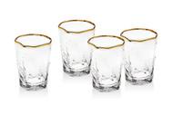 Godinger Milo Shotglass (Set of 4)